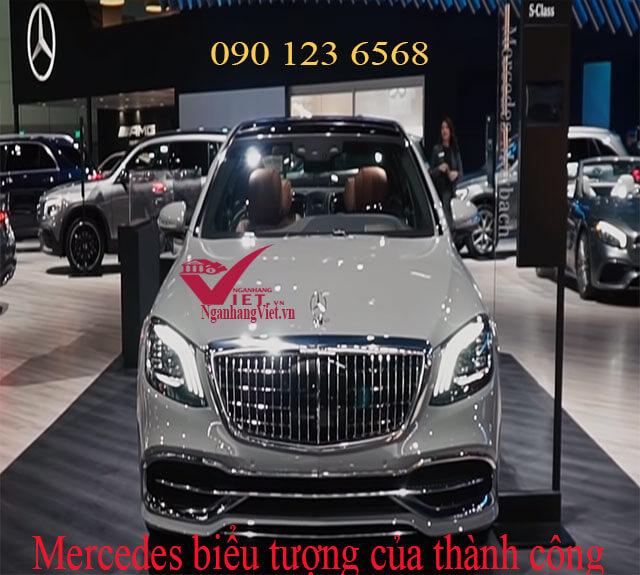 Mercedes biểu tượng thành công ở Việt Nam