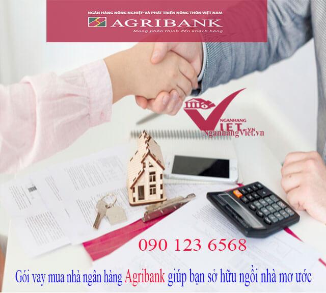 Thủ tục vay mua nhà ngân hàng Agribank