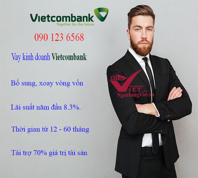 Vay kinh doanh Vietcombank