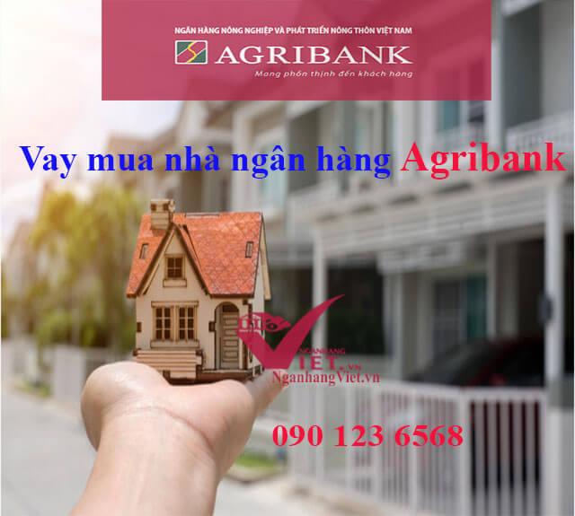 Vay mua nhà ngân hàng Agribank